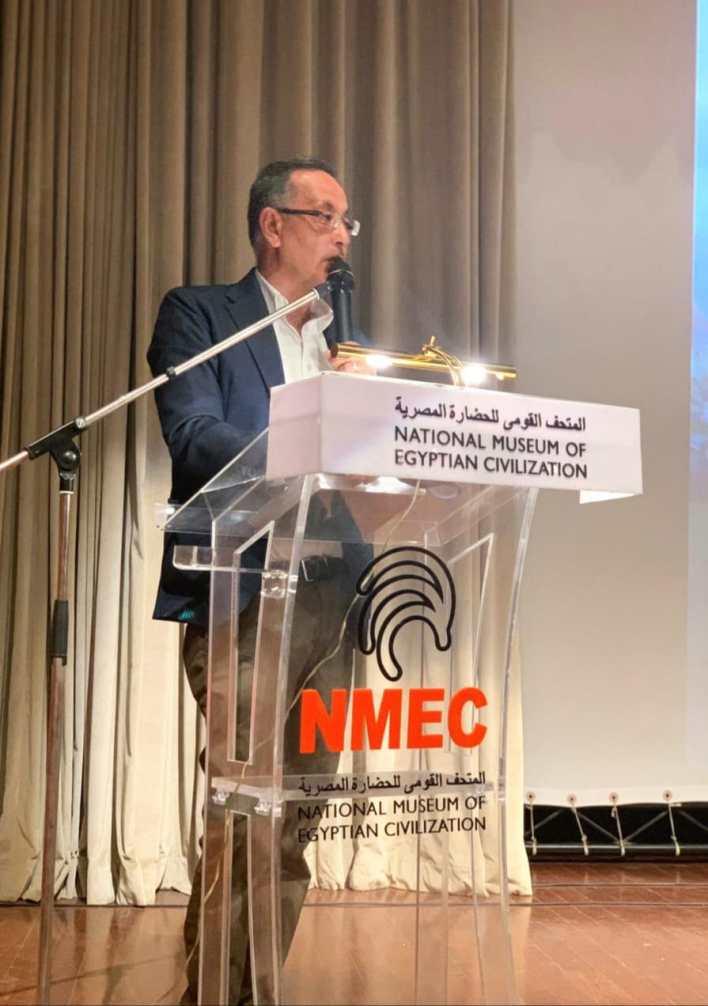 الدكتور أحمد غنيم