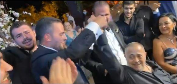 حفل زفاف نجل جورج وسوف  (2)