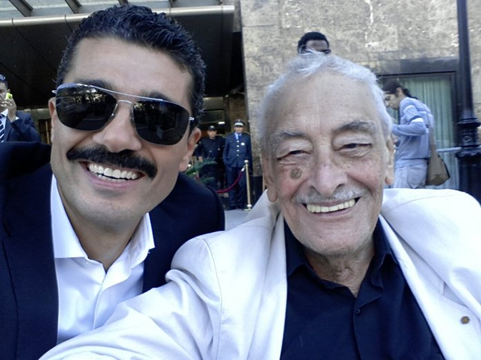 Jamil Ratib and Khaled El Nabawy