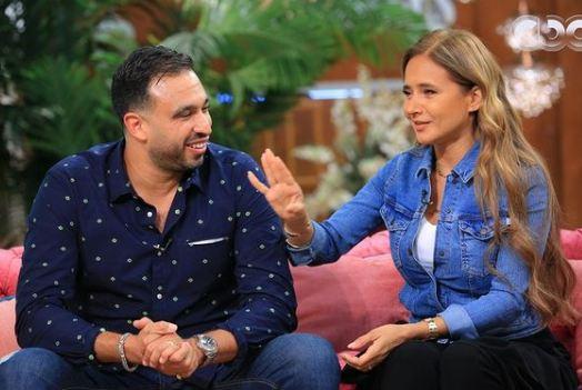Nelly Karim with Mona El Shazly