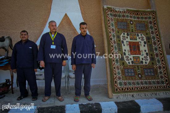 حسن السوهاجى سجن برج العرب سجون الشرطة سجن (52)