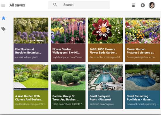 جوجل تتيح للمستخدمين حفظ الصور بدون تحميلها