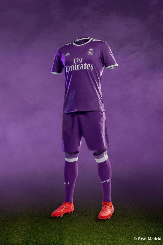 بالصور رسميا ريال مدريد يعلن أطقم الفريق للموسم