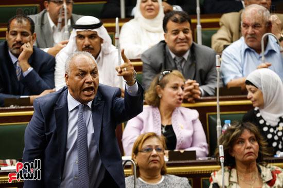 الجلسة العاملة لمجلس النواب (18)