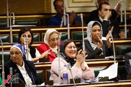 الجلسة العاملة لمجلس النواب (7)