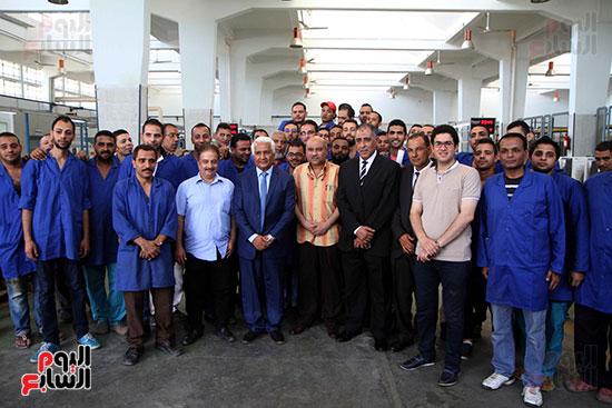 خط إنتاج، التكييف المصرى، جالينز ، مصنع 360 الحربى (13)