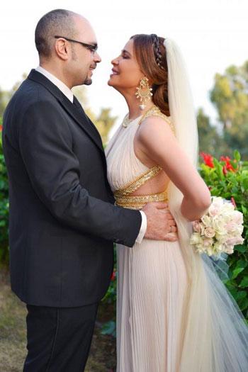 فرحة كارول ووليد -اليوم السابع -9 -2015