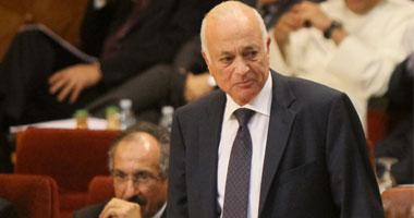 الدكتور نبيل العربى الأمين العام لجامعة الدول العربية
