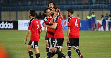 القنوات الناقلة لمباراة مصر ونيجيريا اليوم الجمعة اليوم السابع