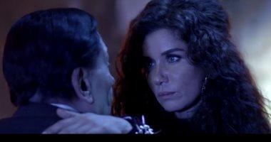 فى الحلقة الـ17 من مسلسل عفاريت عدلى علام غادة عادل تهجر الزعيم