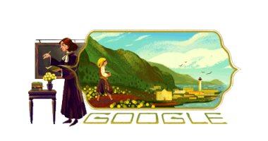 جوجل يحتفى بالذكرى الـ81 لميلاد الكاتبة الجزائرية آسيا جبار