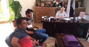 الزمالك يستلم استغناء محمود علاء رسمياً