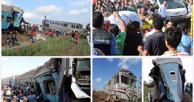 النيابة تستمع لأقوال سائق قطار الإسكندرية وتتحفظ على صندوقه الأسود