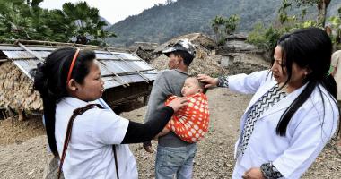الصحة العالمية: ارتفاع معدل الإصابة بالحصبة إلى 300٪ على مستوى العالم في الربع الأول من عام 2019