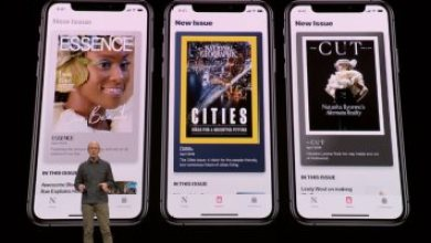 بعد إطلاق Apple News+.. أبل انقطاع تطبيق Texture خاتمه مايو