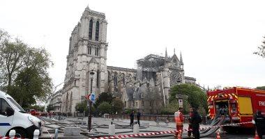 فرنسا تطلق مسابقة دولية للمهندسين المعماريين لإعادة بناء برج كاتدرائية نوتردام
