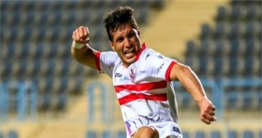 The absence of Tariq Hamid and Al-Saeed from Zamalek in front of Al-Masry