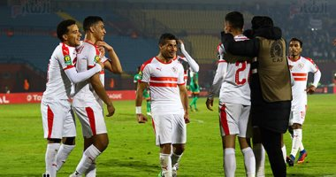 Zamalek defeats El Gouna with two goals, Shikapala and Unagame