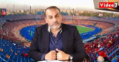 شبانة يكشف تفاصيل حديث ساسى مع لاعبى الزمالك وطلبات موسيمانى قبل لقاء الترجى على تليفزيون اليوم السابع