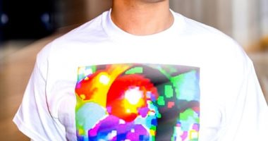 An Intelligent T Shirt That Makes The Wearer Invisible To Facial Recognition Software Eg24 News