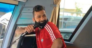 عبد الله السعيد: لا توجد أزمات فى غرفة الملابس وبيراميدز لن يتأثر بالشائعات