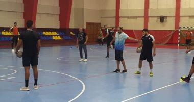 مواجهات قوية فى ربع نهائى كأس مصر لكرة اليد