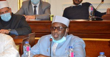 """رئيس """"علماء المسلمين"""" ببوركينا فاسو: مواقف الرئيس السيسى أنقذت بلادنا من الإرهاب"""