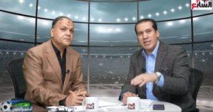 عادل عقل يكشف لتليفزيون اليوم السابع حقيقة ركلة جزاء الزمالك وطرد لاعب انبي
