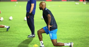 "Zamalek regains efforts ""Shikabala"" Before facing Aswan in the league"