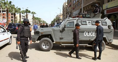 إحباط هروب سجينين من مركز شرطة البلينا فى سوهاج
