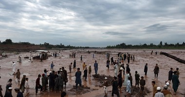 لقي 39 شخص مصرعهم في هطول أمطار غزيرة في جميع أنحاء باكستان
