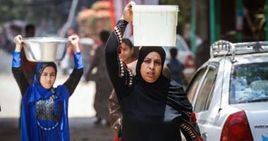 انقطاع المياه عن 20 منطقة بالقاهرة 24 ساعة بسبب تعديل مسار الخطوط
