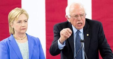 نيويورك تايمز: صراع داخلي في الحزب الديمقراطي بين أجنحة كلينتون وساندرز