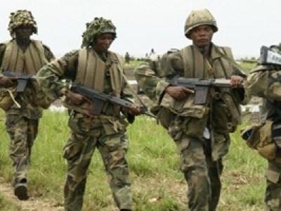 الجيش النيجيرى يحرر مدينة