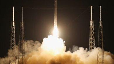 """""""سبيس إكس"""" تكشف عن طريقة لحماية المركبات الفضائية من الاحتراق"""