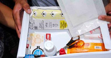 مما تتكون حقيبة الإسعافات الأولية للأطفال اليوم السابع