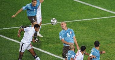 اتحاد الكرة يفاوض منتخب إيطاليا لمواجهة الفراعنة ودياً باحتفالية المئوية