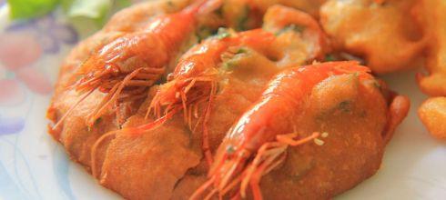 「你吃過鮮蝦炸出來的蝦嗲嗎?」南投這 4 間美食,只要銅板價就能吃得到!
