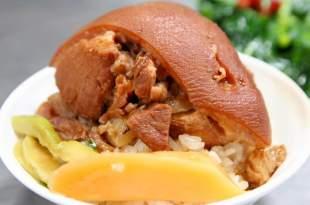 「保證不踩雷的 4 間台中美食」這間入口即化的軟嫩魯肉,就連在地人都難以抵抗