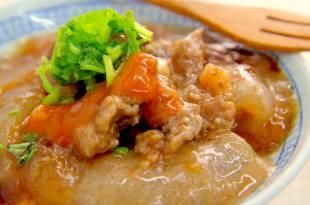 「 4 間南投必吃的老字號肉圓」這間肉圓有皮Q肉餡彈牙,台北完全吃不到!