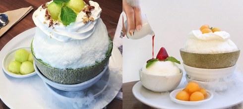 來自泰國清邁的超人氣冰品店!泰式奶茶冰最夯,沒想到還有「台灣限定」的甜點!