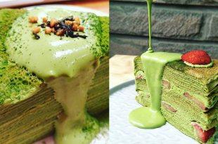 「專業千層蛋糕控必吃的8家下午茶」第7間台北的千層蛋糕CP值超高!