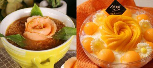 大推薦!5家超浪漫的「玫瑰料理」真的太有創意,吃個麵線也驚見玫瑰花!-台灣美食懶人包