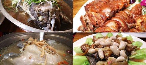 【年菜推薦 新店美食】過年圍爐來吃「68食堂」!佛跳牆用料超多,竟然還有少見的雞佛料理!