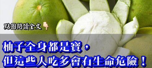 柚子全身都是寶,但這些人吃多了會有生命危險!-台灣養生網