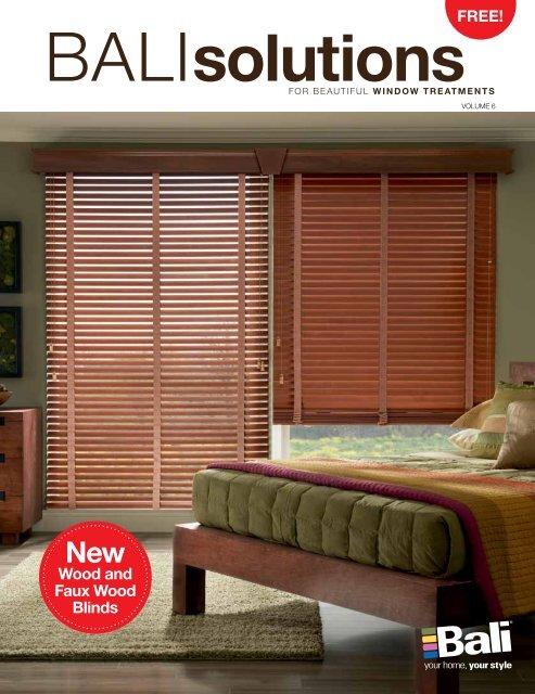 bali solutions bali blinds and shades