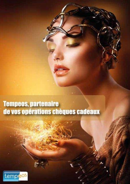 Telechargez Le Catalogue Cheques Cadeaux Tempeos