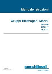 Instruction Manual Marine Diesel Engine N2 10 Nanni Industries