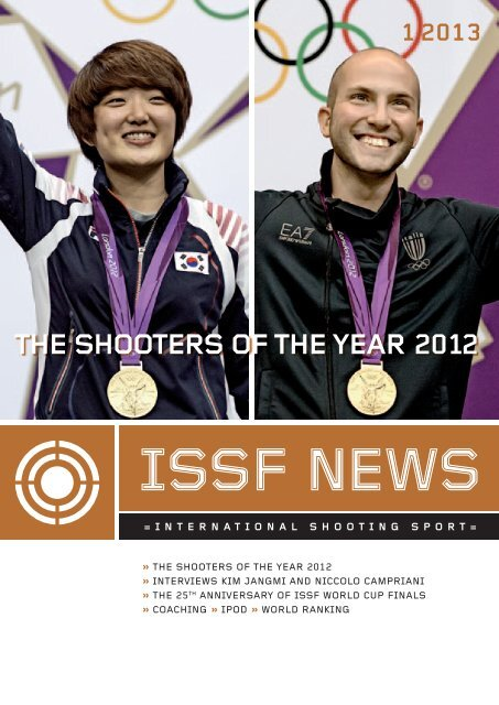 The Shooters Of The Year 2012