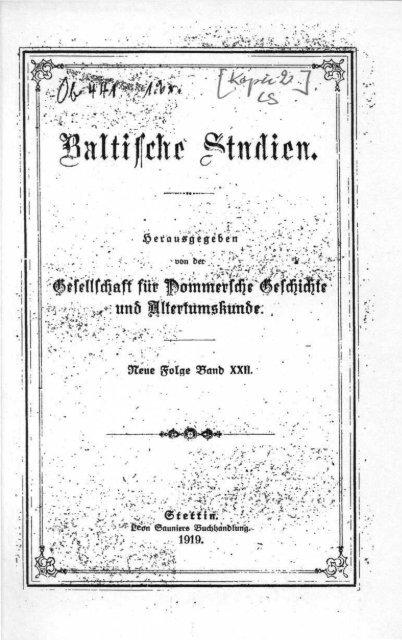 Gesell Schaff M Homckersche Oeschiue Digitalisierte Bestande